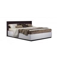 Кровать 2-х спальная (1,6 м) без мягкого элемента, без лежака и матраца